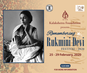 Remembering Rukmini Devi Festival