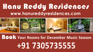 Hanu Reddy Residences