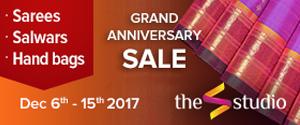 The S studio anniversary sale