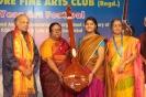 The Mylapore Fine Arts Club / Dec. Season 2016 launch