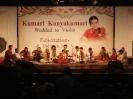 Lifetime Achievement Award for violinist Kanyakumari
