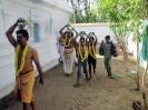 Sri Narayana Tirtha aradhana at Tirupoonthuruthy
