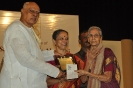 Tagore Awards - South India artistes honoured by Akademi
