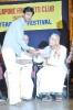 Titles for vidwan M. S. Gopalakrishnan, guru Radha